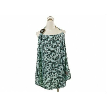 Itzy Ritzy Nurser Nursing Covers Baby Bamboo and Hollywood Blue