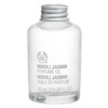 The Body Shop Neroli Jasime Oil Perfume