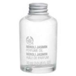 The Body Shop Neroli Jasime Oil Perfume