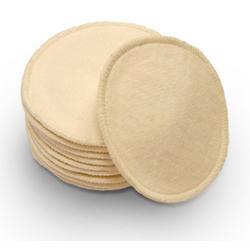 BabyKicks Nursing Pads - Fleece, Set of 3