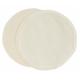 Imse Vimse Silk & Wool Nursing Pads - Pair 14 cm