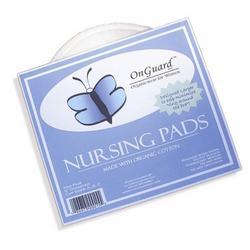 """OnGuard Organic Merino Wool Nursing Pads 7"""""""