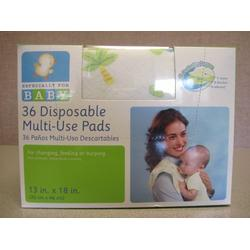 36 Disposable Multi-Use Pads