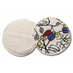 Breastfeeding Pads made of Certified Organic Cotton - Haiku