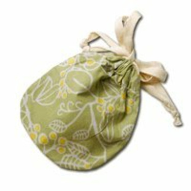 Breastfeeding Pads made of Certified Organic Cotton - Sage