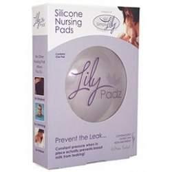 LilyPadz Breastmilk Leakage Prevention Nursing Pads