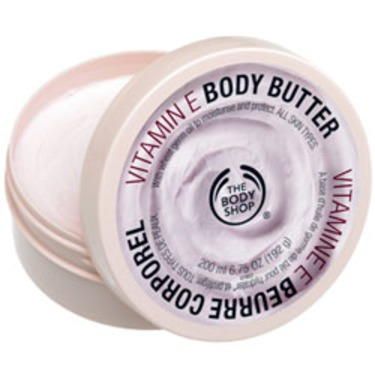 The Body Shop Vitamin E Body Butter