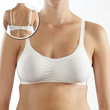 Nursing Bra - White - 36C