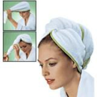 Avon Microfibre Super Absorbent Hair Towel
