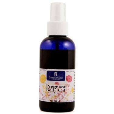 Motherlove Herbal Pregnant Belly Oil