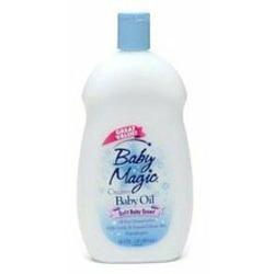 Baby Magic Creamy Baby Oil: 16.5 OZ