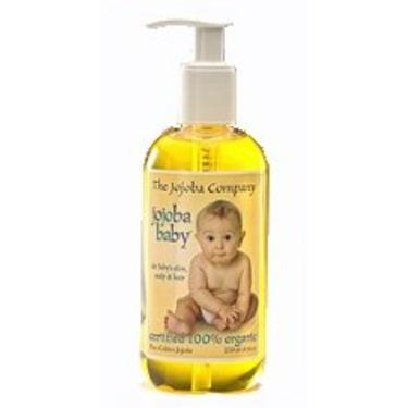 Hobacare HobaCare Jojoba Baby Oil 8.44 oz oil