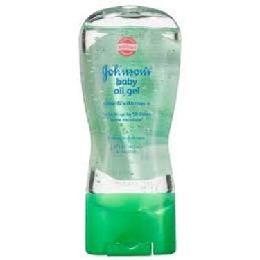 Johnson's Baby Oil Gel