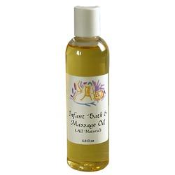 Vaporizing Blend Infant Massage Oil
