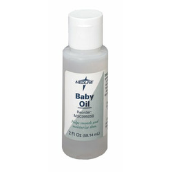 ^Baby Oil. Product Comes with Child-proof Cap Min.order Is 1 Cs (60 Each / Case;)