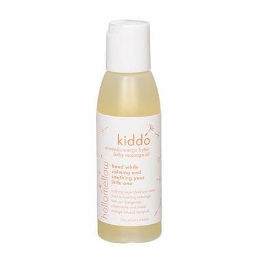 HelloMellow - Baby Massage Oil Kiddo - (Pack of 3)