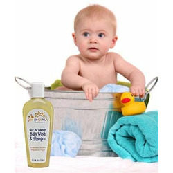 Sum-Bo-Shine Naturally Pure Baby Oil
