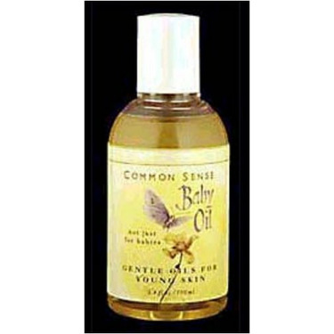 Baby Oil 3.4 oz.