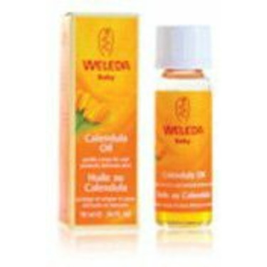 Weleda - Calendula Baby Oil, Travel Size .34 Oz