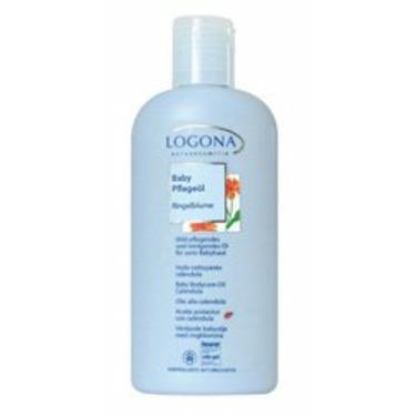 Logona Kosmetik Calendula Baby Bodycare Oil 6.8 oz oil