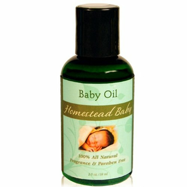 Natural Baby Oil