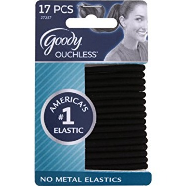 Goody Ouchless Hair Elastics