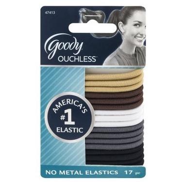 Goody Ouchless Hair Elastics