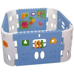 Pavlovz Toyz Electronic Interactive Activity Baby Playpen