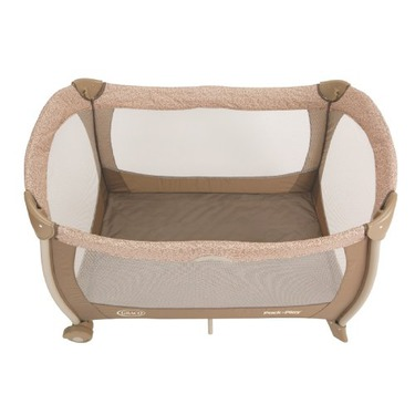 Graco Pack 'n Play Playard with Twins Bassinet, Kensington