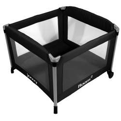 Joovy Room2 Portable Play Yard, Black