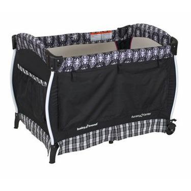Baby Trend Deluxe Nursery w/ Close N Cozy Bassinet
