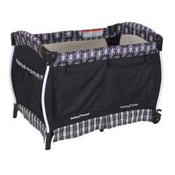 Baby Trend Deluxe Nursery w/ Close N Cozy Bassinet