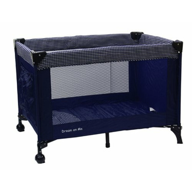 Dream On Me Full Size Play Yard, Navy