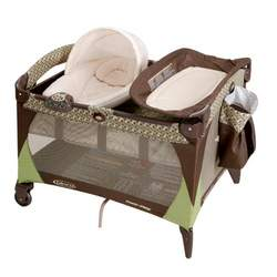 Graco Newborn Pack 'n Play with Newborn Napper Station - Lowery