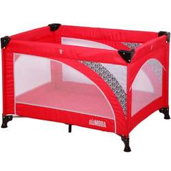 Mia Moda Playgio Playard, Red