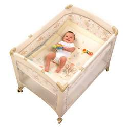 Bright Starts InGenuity Playard with Inclined Sleeping - Bella Vista
