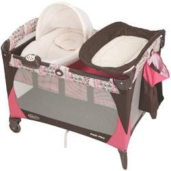 Graco Pack 'n Play Playard w/ Newborn Napper 1761365 Lily