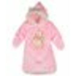 Winnie the Pooh Girls Plush Car Bag (Sizes 0M - 9M) - pink, 0-3mos.