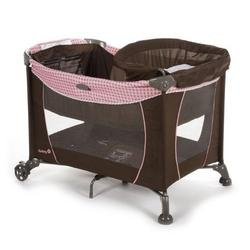 Safety 1st TravelEase Plus Play Yard - Marlowe Rose