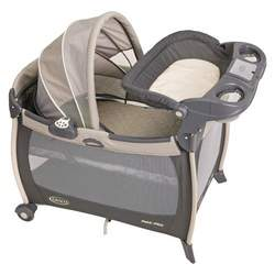 Graco Silhouette Pack n Play - Crawford