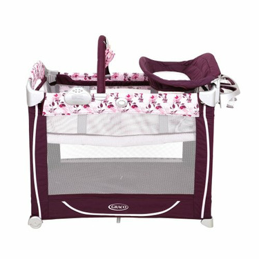 Graco Element Pack 'n Play- Mulberry