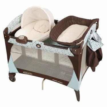 Graco Newborn Napper Pack n Play - Kinsey
