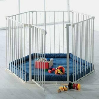 Portable Baby Playpen: KidCo PlayDen with Pad