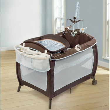 Carters Playard and Changer