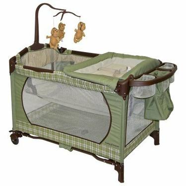 Baby Trend Play Yard - Nambia - BBT004