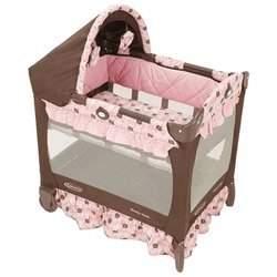 Graco Travel Lite Crib Betsey
