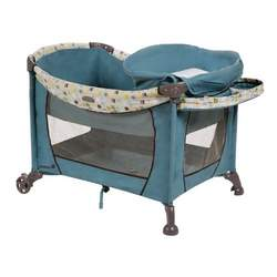 Safety 1st Travel Ease Deluxe Play Yard - Alphabet Soup