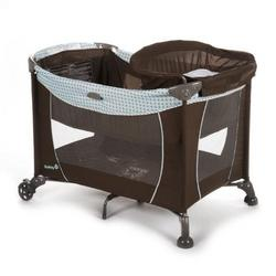 Safety 1st TravelEase Plus Play Yard - Marlowe Celadon