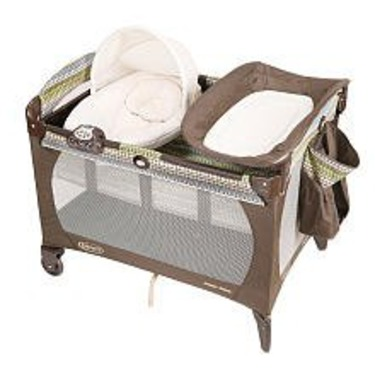 Graco Pack N Play With Newborn Playard Baby Napper