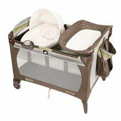 Graco Pack 'n Play with Newborn Playard Baby Napper-Hamilton
